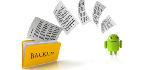 Бэкап данных android автоматически
