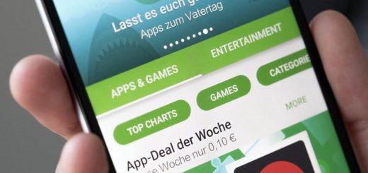Некоторые приложения из Google Play Store могут заинтересовать вас дешевой подпиской