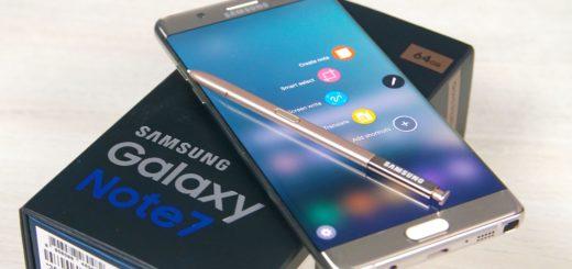 Samsung: почти 85% смартфонов Galaxy Note 7 в США были заменены