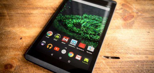 NVIDIA Shield Tablet и Tablet K1 обновлены с поддержкой Vulkan 1.0.1.0