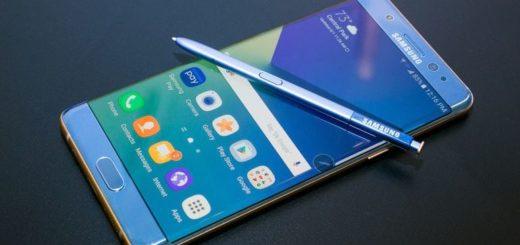 Батарея Galaxy Note 7 получит ограничение от T-mobile 5 ноября