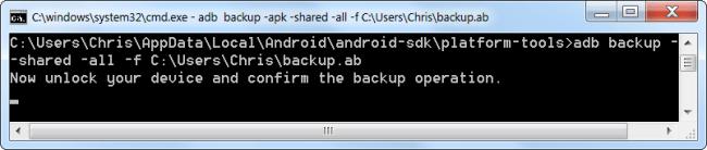 Как создать полный бэкап телефона Android без рут