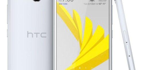 HTC Bolt с Nougat будет показан 11 ноября как эксклюзив для Sprint