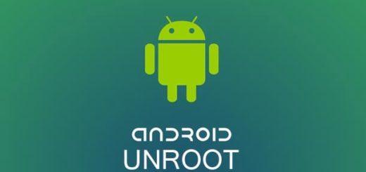 Как удалить root из системы андроид