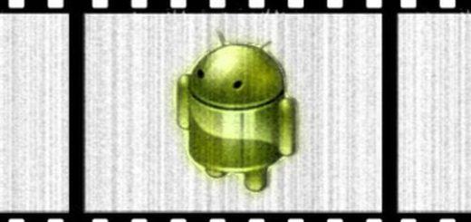 Как повернуть видео Android