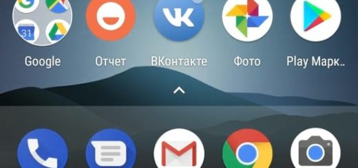 Как включить или отключить точки уведомлений в Android 8.0 Oreo