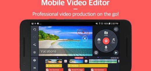 Лучшие видеоредакторы для Android
