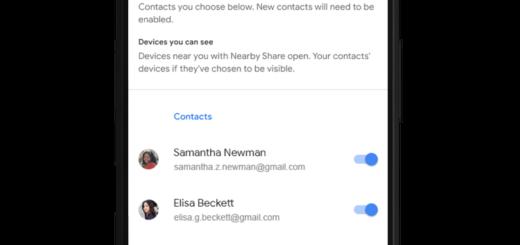 Что такое Android Nearby Share и в чем отличие от AirDrop