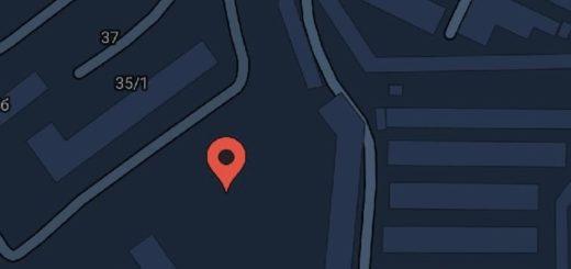 Как добавить отметку в Google Картах для Android